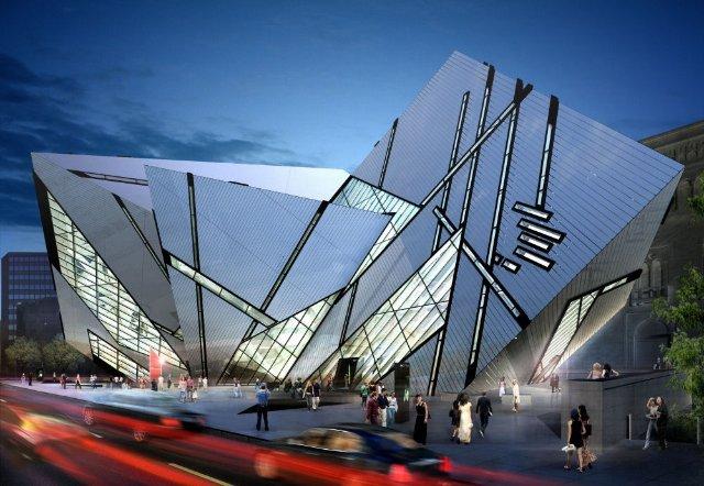 Деконструктивизм – или как архитекторы хулиганят
