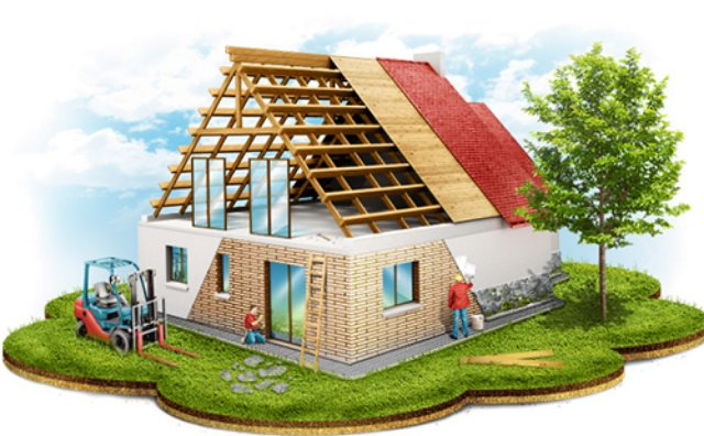 Строим дом своей мечты