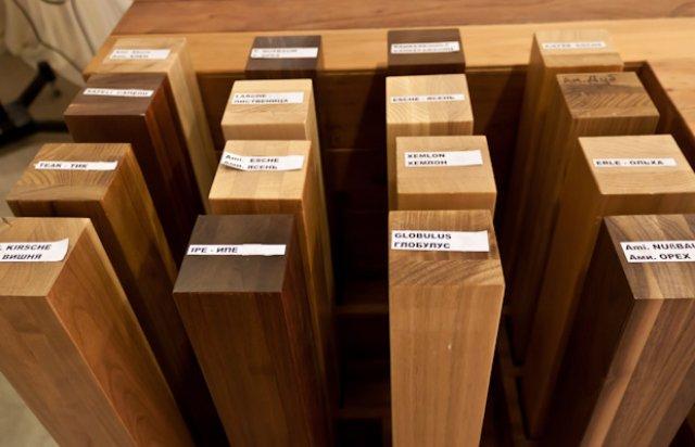 Породы древесины