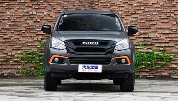 Внедорожник Isuzu MU-X в версии X-Power появился у дилеров
