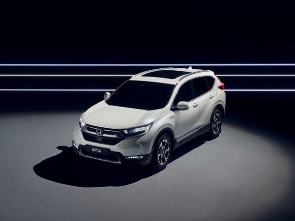 Новый кроссовер Honda CR-V уже доступен для покупки в Европе