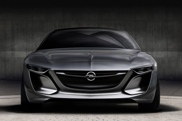 Opel показал на эскизе дизайн своих будущих моделей