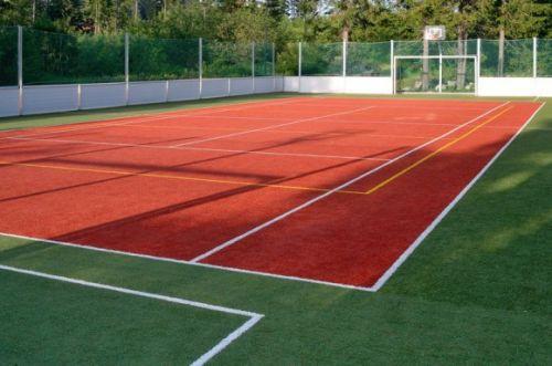 Качественные покрытия для спортивных площадок
