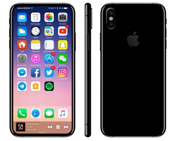 Эксперты высчитали, какими будут цены на iPhone при росте курса доллара