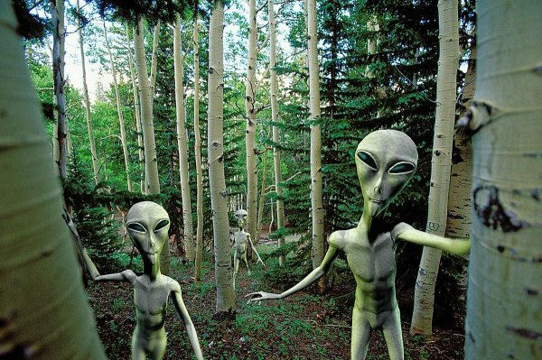 НЛО и могилы пришельцев на Земле – фейк, сделанный Пентагоном – Эксперт