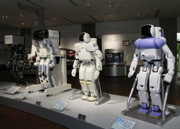Ученые: Роботы научатся без посторонней помощи воспринимать пространство