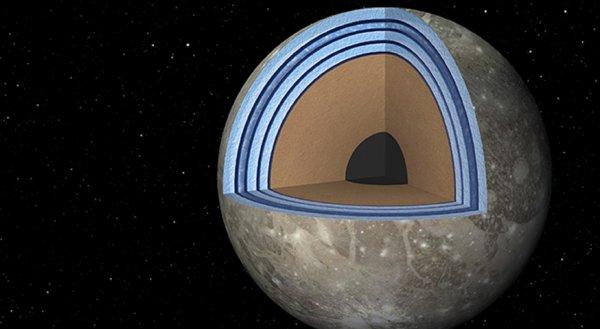 Геологи первый раз в истории доказали твердость ядра Земли