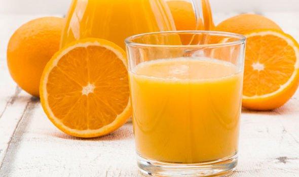 Апельсиновый сок снимает воспаление горла и головную боль – медики