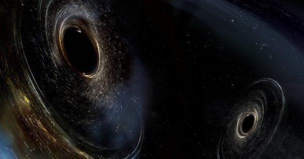 Ученые нашли доказательства слияния сверхмассивных черных дыр