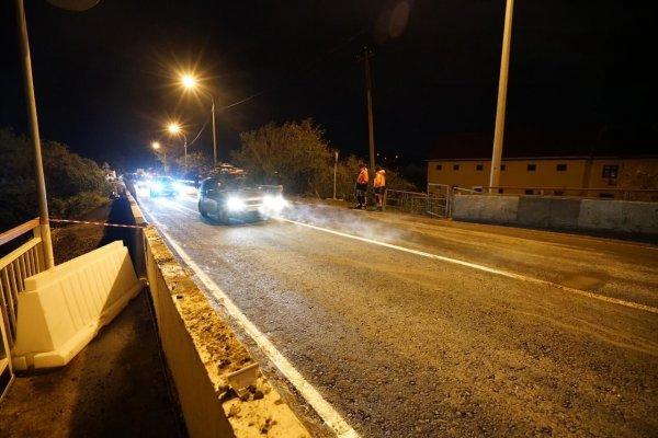 Удалось возобновить движение по трассе Джубга-Сочи