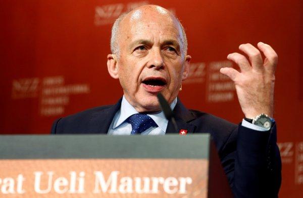Министр финансов Швейцарии поучаствует Петербургском экономическом форуме