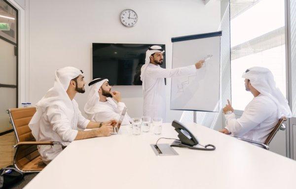 Стало известно о крупной сделке между TkeycoinDao и арабскими шейхами