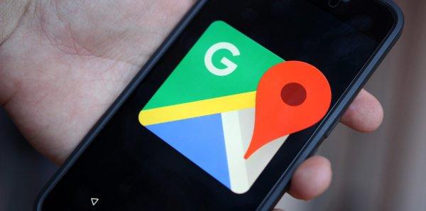 Пользователи Google Maps посмеялись над очередным косяком приложения
