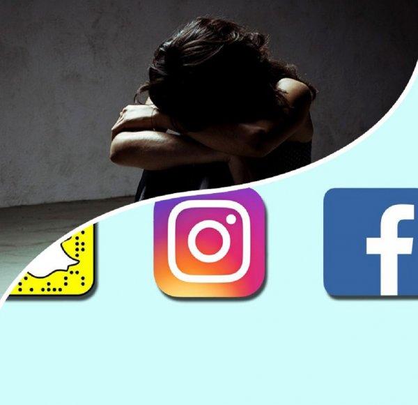 Учеными выявлена взаимосвязь Instagram с депрессией и одиночеством