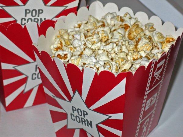 Попкорн в кинотеатрах хотят запретить в России