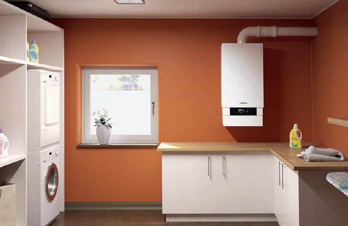 Установка газового отопления в дом