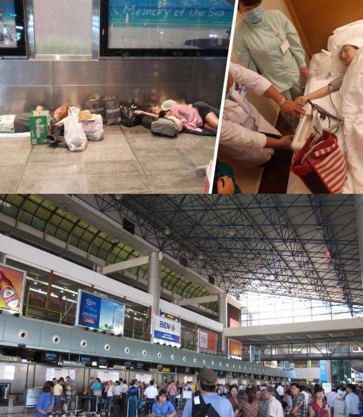 Компания «Жемчужная река» продавала билеты в Китай на несуществующие рейсы