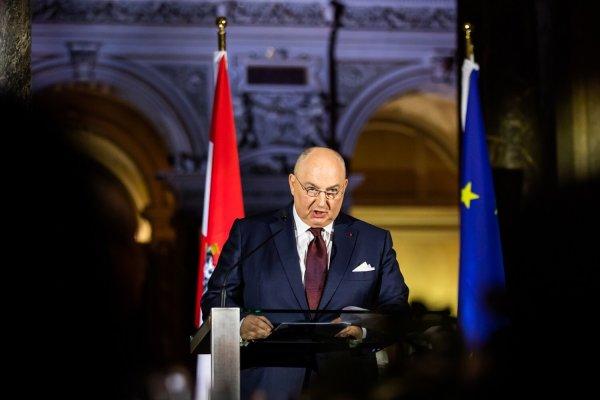 Вячеслав Моше Кантор: «Евреи в Европе потеряли веру в органы власти и обеспокоены своим будущим»