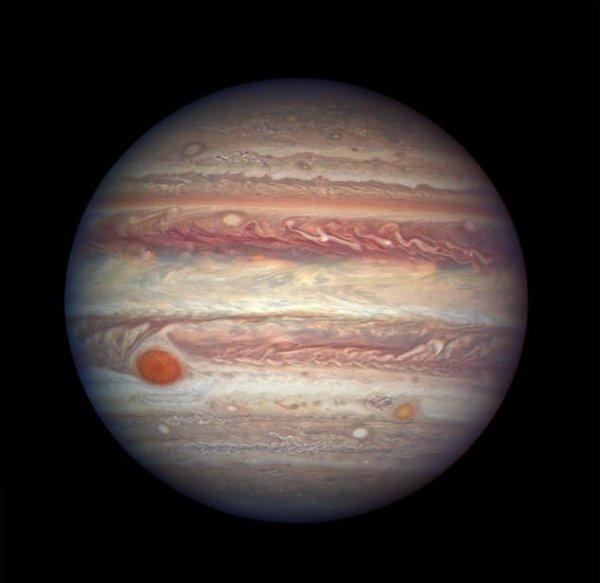 Ученые раскрыли тайну химического состава Юпитера и Сатурна