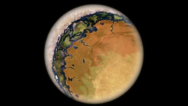 Ученые рассказали о планетах в виде глазного яблока