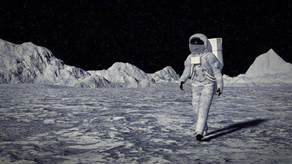 Ученые исследуют лунную пыль на безопасность для людей