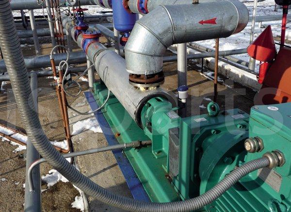 Нетч – один из крупнейших мировых производителей насосов