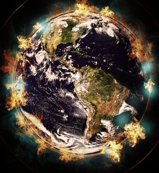 Нибиру ни при чём: Человечество погибнет из-за варварского отношения к Земле