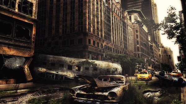 Генетические манипуляции, а не Планета Х: Апокалипсис уже начался в США