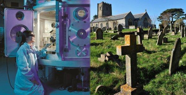 Смертельные технологии: Учёные к 2021 году начнут «воскрешать» мёртвых