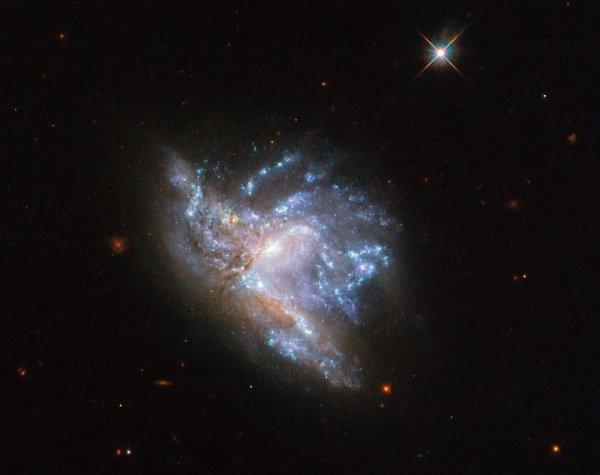 Новая катастрофа: Земля погибнет из-за столкновения галактик