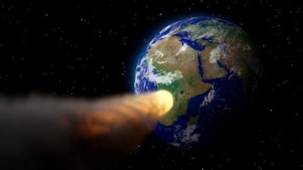 Конец света в 2020 году: Опасный 80-метровый астероид рискует столкнуться с Землей