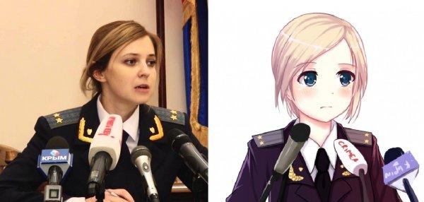 Няш-мяш игристое: Наталья Поклонская запускает собственный бренд шампанского в стиле аниме