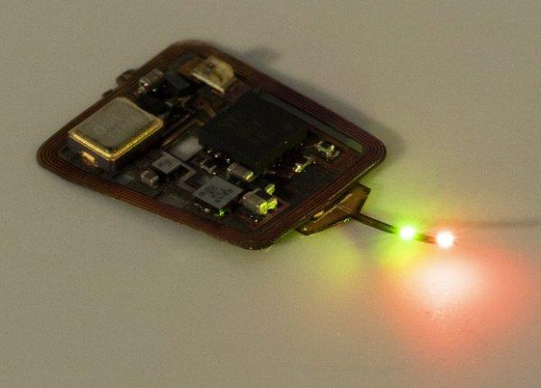 Ученые создали микрочип для контроля количества кислорода в организме