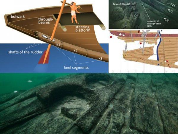 Превращение мифа в науку?: Лодка «Барис» со дна Нила стала подтверждением мифического города Тонис-Гераклион