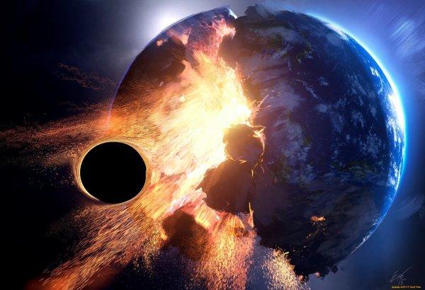 Двойной апокалипсис: Суперлуние и астероид-убийца могут одновременно уничтожить Землю