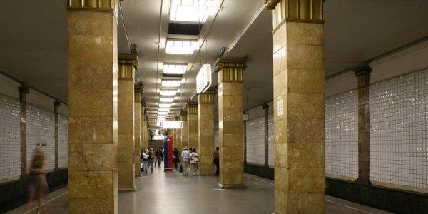 «Красная» ветка метро Москвы опять будет закрыта с 30 марта