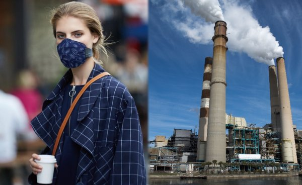 Заговор правительства: Фабрики и заводы намеренно усиливают токсичные выбросы - Версия