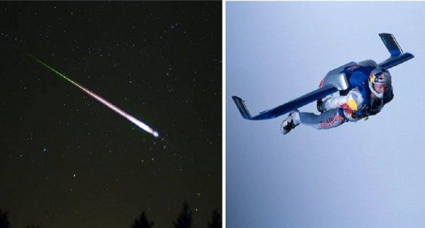 Нибиру начнёт с России? Метеорит в Лос-Анджелесе оказался трюком Red Bull
