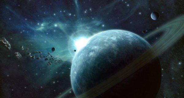 «Всасывающая планета»: NASA показало фото искусственного урагана размером с Землю — Конец света близок?