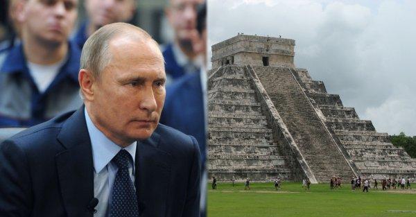Россия следующая? Учёные связали гибель древних цивилизаций с изменением климата