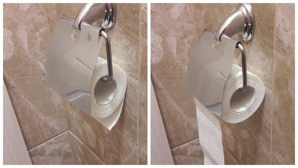 «Больной извращенец!»: Житель Саратова разозлил интернет-пользователей экспериментами с туалетной бумагой