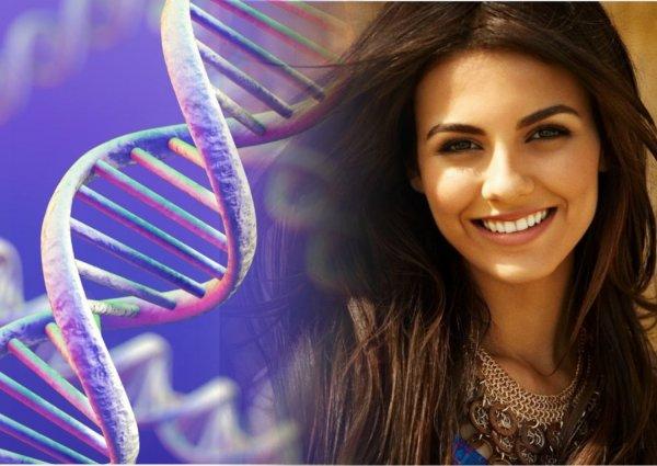 Красивые люди обладают определённым набором генов - Учёные