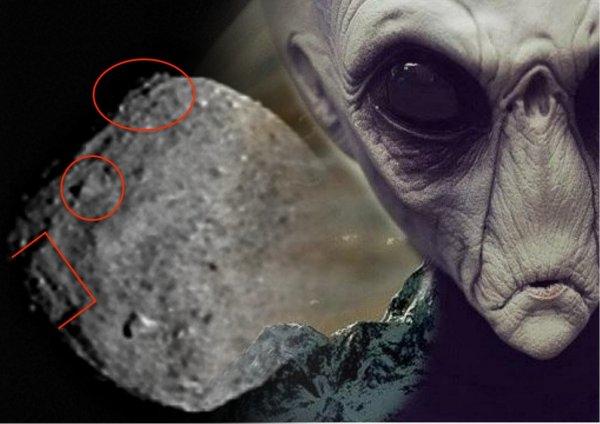 Взрывы древних артефактов на Бенну и Рюгу уничтожат Землю метеоритным дождем