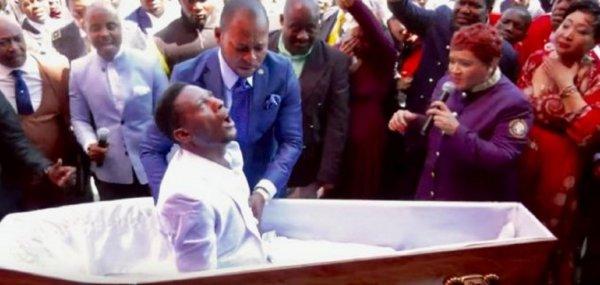 Тайна покрытая мраком: «Воскресший» человек умер при странных обстоятельствах