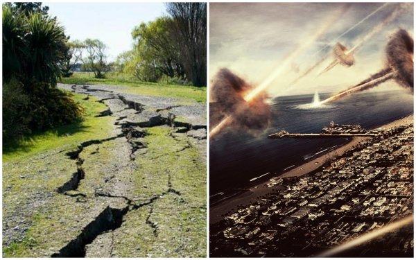 Предвестник катастрофы: Землетрясение в Японии стало свидетельством вторжения пришельцев