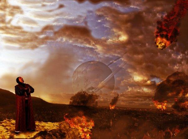 Солнечная радиация выжжет Землю: Ослабление магнитного поля приведёт к массовому вымиранию человечества