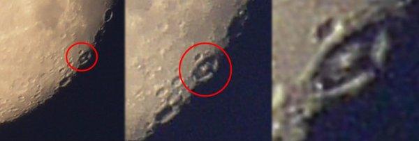 Они боятся света: Появились доказательства существования пришельцев-кротов на Луне