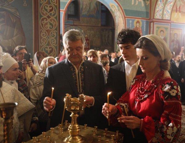 Зеленский проигнорировал празднование Великой Пасхи