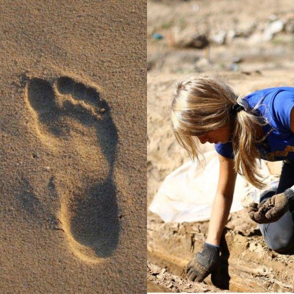 В Чили учёным удалось найти самый древний след человека