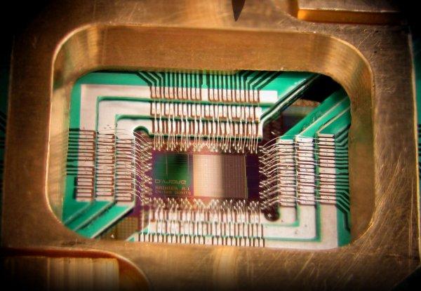Физики создали «жесткий диск Шредингера»